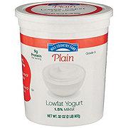 Hill Country Fare Low Fat Plain Yogurt
