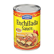 Hill Country Fare Medium Enchilada Sauce