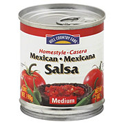 Hill Country Fare Medium Homestyle Mexican Salsa