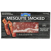 Hill Country Fare Mesquite Smoked Sliced Bacon