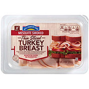 Hill Country Fare Mesquite Smoked Thin Sliced Turkey Breast
