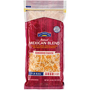 Hill Country Fare Mexican Blend, Shredded