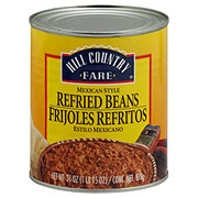 Hill Country Fare Mexican Style Refried Beans