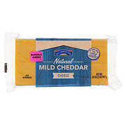 Hill Country Fare Mild Cheddar Cheese