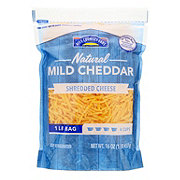 Hill Country Fare Mild Cheddar Cheese, Shredded