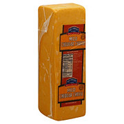 Hill Country Fare Mild Cheddar Loaf