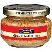 Hill Country Fare Minced Garlic In Oil