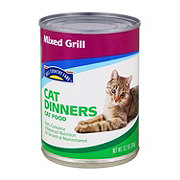 Hill Country Fare Mixed Grill Cat Food