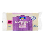 Hill Country Fare Monterey Jack Cheese
