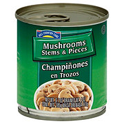 Hill Country Fare Mushrooms Stems and Pieces