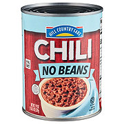 Hill Country Fare No Beans Chili