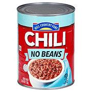 Hill Country Fare No Beans Chili