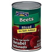 Hill Country Fare No Salt Added Sliced Beets