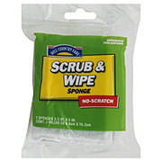 Hill Country Fare No Scratch Scrub and Wipe Sponge