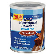 Hill Country Fare Nutritional Powder Drink Mix, Chocolate