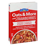 Hill Country Fare Oats and More Cereal With Strawberries