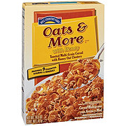 Hill Country Fare Oats and More With Honey Cereal