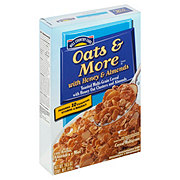 Hill Country Fare Oats & More with Honey & Almonds Cereal