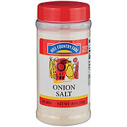 Hill Country Fare Onion Salt