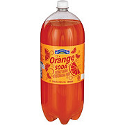 Hill Country Fare Orange Soda