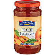 Hill Country Fare Peach Preserves