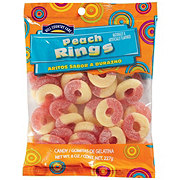 Hill Country Fare Peach Rings