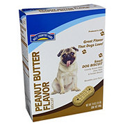 Hill Country Fare Peanut Butter Flavor Small Dog Biscuits