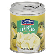 Hill Country Fare Pear Halves In Heavy Syrup