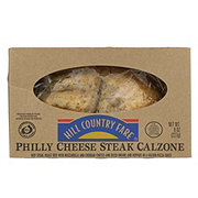 Hill Country Fare Philly Cheese Steak Calzone
