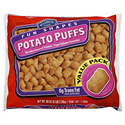 Hill Country Fare Potato Puffs Value Pack