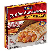 Hill Country Fare Quick Pouches Ham and Cheese