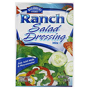 Hill Country Fare Ranch Salad Dressing Mix