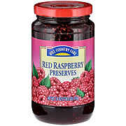Hill Country Fare Red Raspberry Preserves