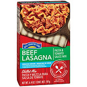 Hill Country Fare Reduced Sodium Beef Lasagna Dinner Mix
