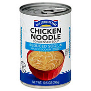 Hill Country Fare Reduced Sodium Condensed  Chicken Noodle Soup