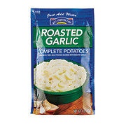 Hill Country Fare Roasted Garlic Complete Potatoes