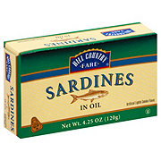 Hill Country Fare Sardines In Oil Lightly Smoked