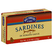 Hill Country Fare Sardines In Tomato Sauce
