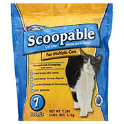 Hill Country Fare Scoopable Cat Litter For Multiple Cats