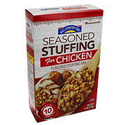 Hill Country Fare Seasoned Stuffing for Chicken