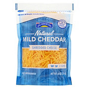 Hill Country Fare Shredded Cheddar Cheese