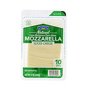 Hill Country Fare Sliced Mozzarella Cheese