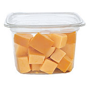 Hill Country Fare Smoked Gouda Cheese Cubes