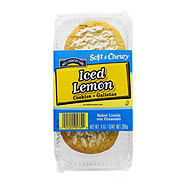 Hill Country Fare Soft and Chewy Iced Lemon Cookies