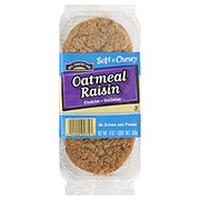 Hill Country Fare Soft & Chewy Oatmeal Raisin Cookies