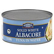 Hill Country Fare Solid White Albacore Tuna In Water