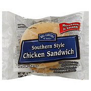 Hill Country Fare Southern Style Chicken Sandwich
