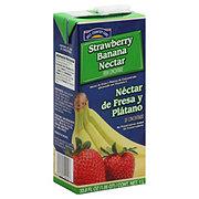 Hill Country Fare Strawberry Banana Nectar