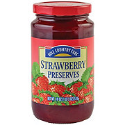 Hill Country Fare Strawberry Preserves