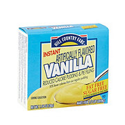 Hill Country Fare Sugar Free Vanilla Instant Pudding Mix